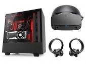 PC avec GeForce GTX 1070Ti + Oculus Rift S