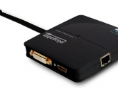Splitter UGA USB display adapter