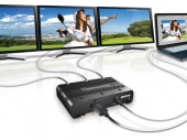 Splitter Matrox TripleHead2Go (UGA USB display adapter)