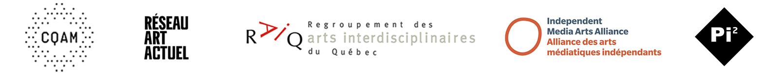 Logos des organismes dont TOPO est membre